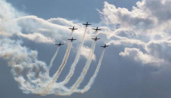 Atina Uçuş Haftası 4-5 Eylül'de açılıyor