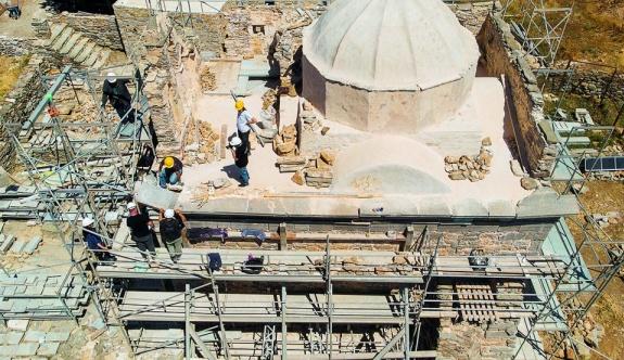 Episkopi anıtı gelecek bahar ziyaretçilere açılacak