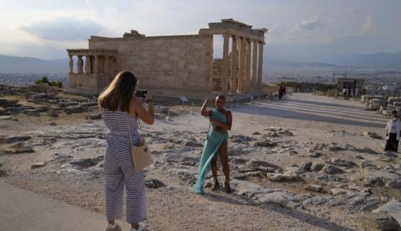 Fransız turistlerin tercihi Yunanistan