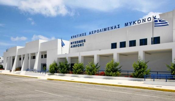 Güney Ege adalarında hava trafiği yoğunluğu