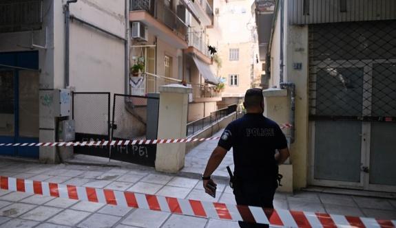 Selanik'te Gürcü kadının öldürülmesine ilişkin baş şüpheli tutuklandı