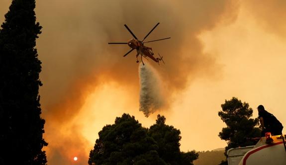Son 24 saatte 34 yangın