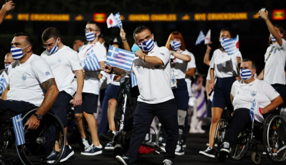 Tokyo 2020 Paralimbik oyunlarına Yunanistan'dan 46 sporcu katılıyor