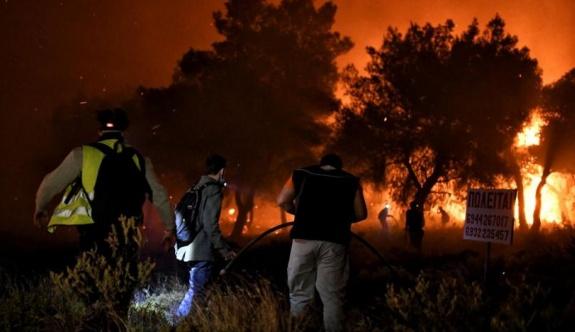 Yangın tehlikesinin yüksek olduğu bölgeler açıklandı