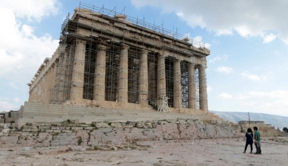 Akropolis, AB etkinliği için Cumartesi öğleden sonra kapanacak