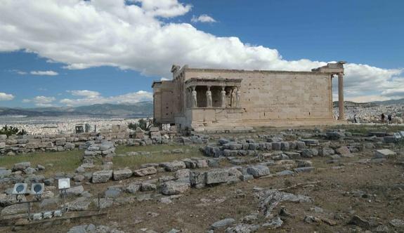 Akropolis Pazar sabahı halka kapatılacak
