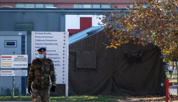 Aşısız ordu generali hastane müdürü görevinden istifa etti