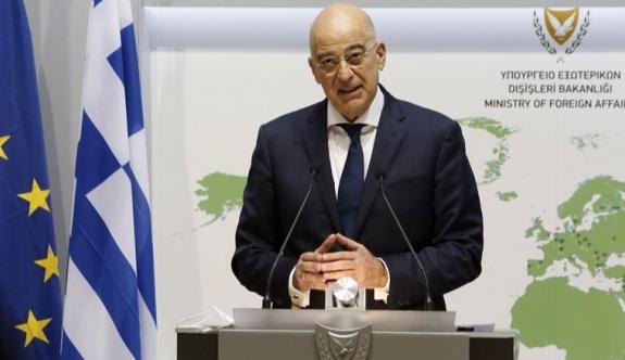 Bakan Dendias Libya Dışişleri Bakanı Necla Mangus ile görüşecek