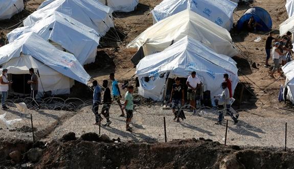 Bakanlık verilerine göre Yunan adalarındaki göçmen sayısı yüzde 81 azaldı