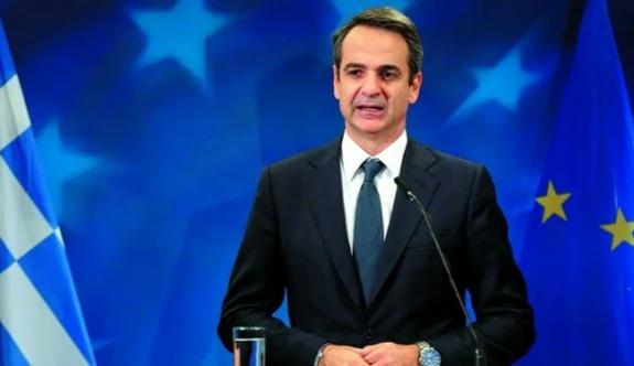 Başbakan Mitsotakis'ten Türkiye açıklaması