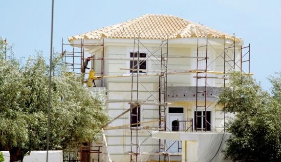 İnşaat faaliyeti Haziran'da yüzde 55 arttı