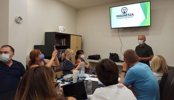 Magnesia Eğitim ve Kültür Derneği Yunanistan'da Türkiye'yi temsil etti.