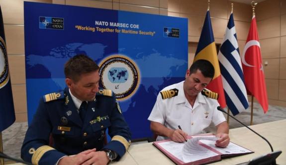 NATO İş Birliği Niyet Mektubu İstanbul'da imzalandı