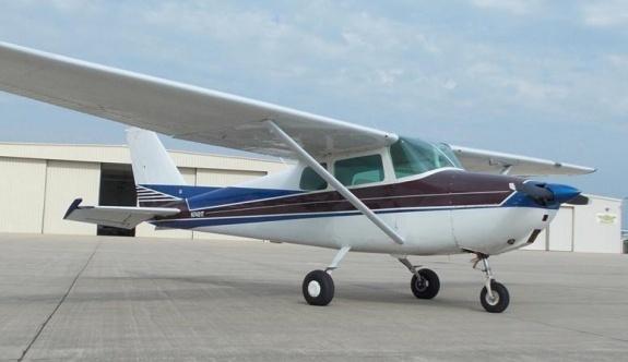 Sisam açıklarında özel uçak kazasında iki kişi öldü