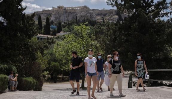 Temmuz ayında turizm verilerinde artış