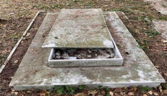 Yanya'daki Yahudi mezarlığı yine tahrip edildi
