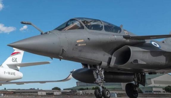 Yunanistan Rafale tipi savaş uçaklarının sayısını 24'e çıkaracak