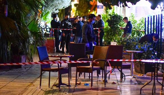 Atina şehir merkezinde silahlı saldırıda bir kişi öldü