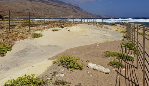 Girit'in antik ayak izleri