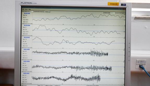 İncirli Adası'nda 4.2 büyüklüğünde deprem