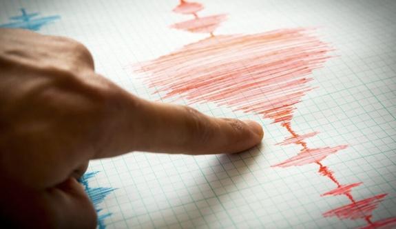Kerpe Adası'nda 6.0 büyüklüğünde deprem