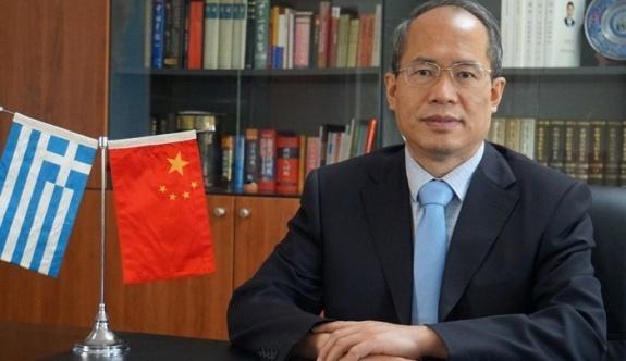 Yeni Çin büyükelçisi Çin-Yunan ilişkileri için büyük fırsatlar görüyor
