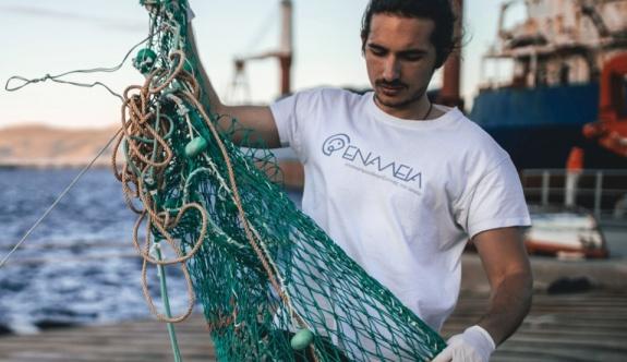 Yunan aktivist balıkçı BM'den fahri unvan aldı