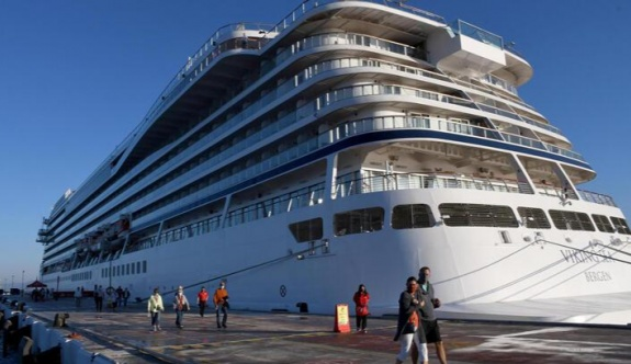 Yunanistan'dan Türkiye'ye ilk seferde  482 turist seyahat etti