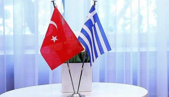 Yunanistan ile Türkiye arasında istişari görüşmelerin 63'üncü turu bugün yapılacak