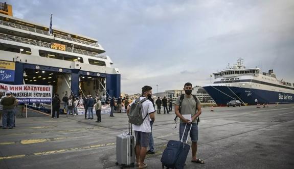 Yunanistan-Türkiye turistik gemi seferleri yeniden başlayacak