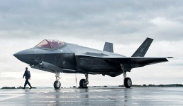 ABD Senatosu F-35 uçaklarının Yunanistan'a teslimi için onay verdi