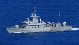 Rusya Yunanistan'a ait füze gemisini takibe aldı
