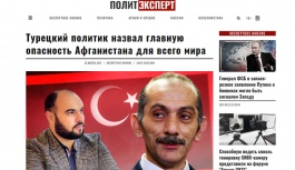"AYYB Başkanı Dr. Cengiz: ""Taliban'ın siyasi kanadına tecrit uygulanmamalı"""