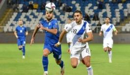 Yunanistan-Kosova 1-1 berabere kaldı