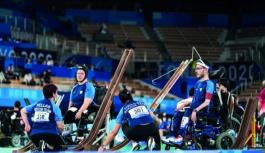 Yunanistan Paralimpik Oyunları'nda 10'uncu madalyası