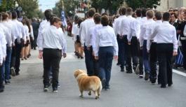 Pella'da Ochi Günü geçit törenleri iptal edildi