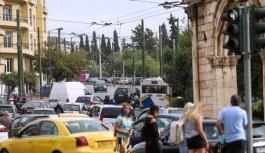Atina trafiğini ve kirliliği azaltmak...
