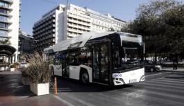 Yunan otobüs alım ihalesine uluslararası ilgi