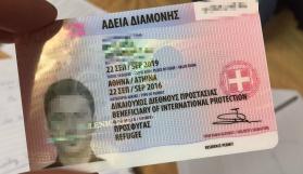 Yunanistan'a sığınan mülteciler ehliyet alabilir mi?