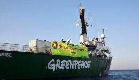 Greenpeace, Girit kıyılarındaki tatbikat planlarını kınadı