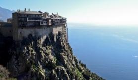 2 kayıp Ukraynalı hacı Athos Dağı'nda güvende bulundu