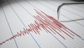 Girit'te sekiz dakikada üç deprem