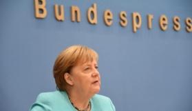Merkel 28-29 Ekim'de Atina'yı ziyaret edecek
