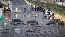 Yunanistan'da selde hayatını kaybedenlerin sayısı 20 yılda 132'ye yükseldi